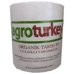 Organik Tarım İpi UV Katkılı Beyaz