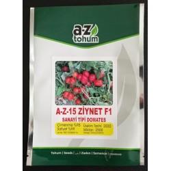 A-Z 15 Ziynet F1 Sanayi Tipi Domates Tohumu