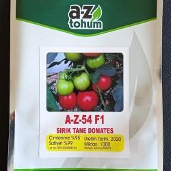 A-Z-54 F1 Sırık Tane Domates Tohumu