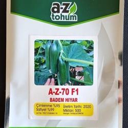 A-Z-70 F1 Mini Badem Silor Sırık Hıyar Tohumu