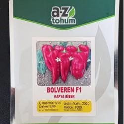 A-Z Bolveren F1 Kapya Biber Tohumu